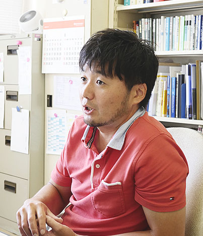 静岡理工科大学 南齋 勉 講師