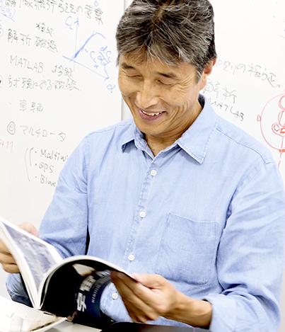 増田 和三 教授