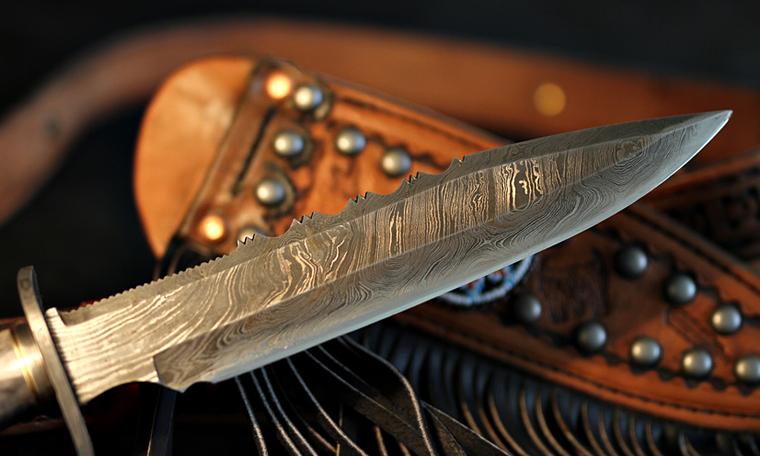 古代の神秘ダマスカスソードの謎が生んだ「錆びない金属」