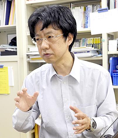 静岡理工科大学藤原 弘 教授